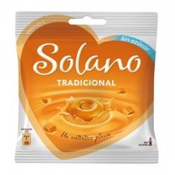 Solano Caramelo Sin Azúcar sabor Tradicional bolsa 30 unidades