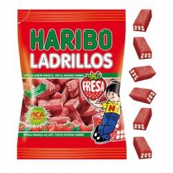 Ladrillos Pica Fresa Bolsita 100grs