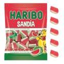 Sandías golosina con azúcar Bolsita 90grs HARIBO