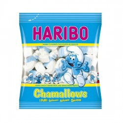 Chamallows Smurf Bolsita 85grs