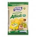 Patatas Onduladas sabor Alioli 135grs VICENTE VIDAL