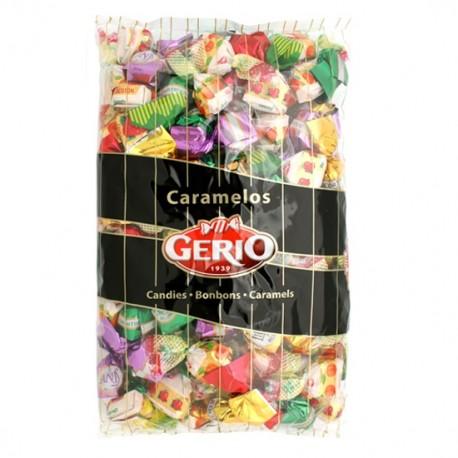 Caramelos Rellenos Surtidos bolsa 1kilo GERIO