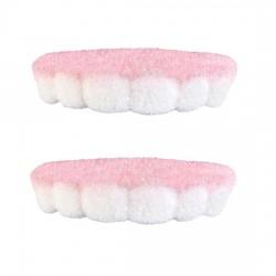 Dentaduras con Azúcar Bolsa 1kilo