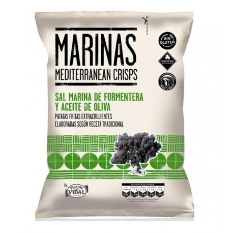 Patatas Marinas Aceite Oliva 50 grs