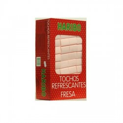 Tochos Chamallows sabor Fresa Caja 200 unidades