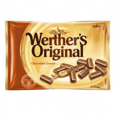 Werther's Original Chocolate Crunch Bolsa 1kilo