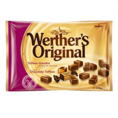 Werther's Original Caramelo Toffee Chocolate Blando Bolsa 1kilo