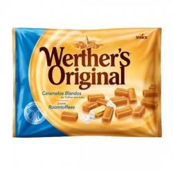 Werther's Original Caramelo Toffee Blando con nata Bolsa 1kilo