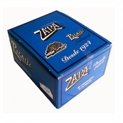 Regaliz Zara sabor Natural estuche 100 unidades FIRE
