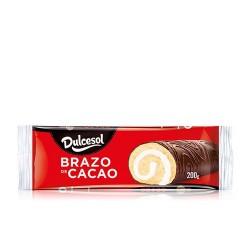 Brazo de Chocolate 200grs