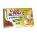 Berberechos al Natural Rías Gallegas 35/45 pzas Lata 120grs CABO DE PEÑAS