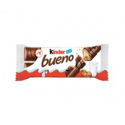 Chocolatina KINDER BUENO 43 grs FERRERO