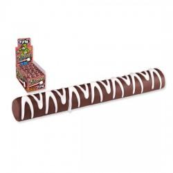 Tanzanitos de Chocolate Rayados caja 150 unids FINI