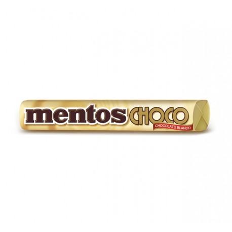 Mentos Chocolate Blanco caja 24 unidades