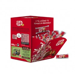 Chocolatina Kit Kat Mini Expositor 36 unidades NESTLE