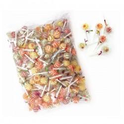 """Mini Chups """"Mini Pops"""" sabores Surtidos bolsa 200 unidades GERIO"""
