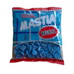 MASTIA Regaliz Caramelo Masticable Bolsa 1kilo