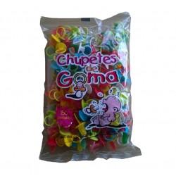 Chupetes Anvi con anilla bolsa 150 unidades