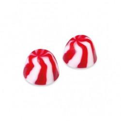 Besos Twisty Fresa y Nata bolsa 250 unidades FINI