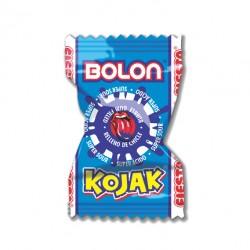 Bolón Kojak Pintalenguas sabor Mora caja 150 unidades FIESTA