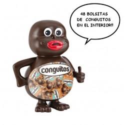 Conguitos Expositor Muñeco SuperConguito 48 unidades LACASA
