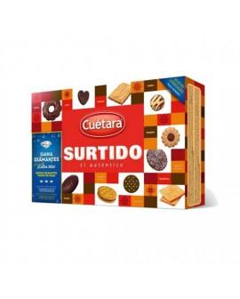 Galletas Surtido Cuétara 260grs