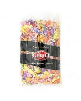Caramelos Mini Zumos Acidos Bolsa 1kilo GERIO