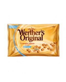 Werther's Original Caramelo sin azúcar sabor Tradicional bote 312 unidades