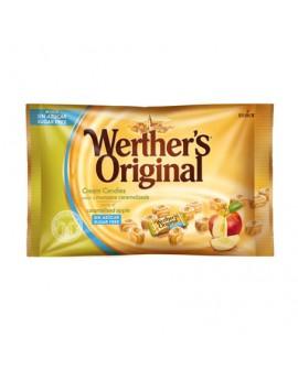 Werther's Original Caramelo sin azúcar Manzana Bote 312 unidades
