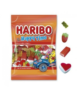 Happy Time Surtido gominolas bolsita 90grs HARIBO
