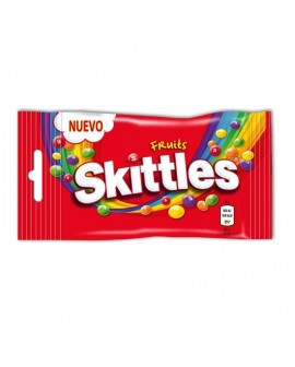 Skittles Caramelos Masticables sabor Fruta 55grs
