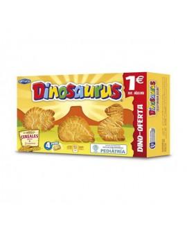 Dinosaurus galleta cereales 124grs PVP 1€