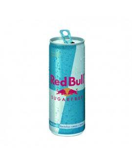 Bebida energética RED BULL Sin Azúcar lata 250cl