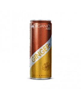 Bebida RED BULL Organics GINGER ALE lata 250cl