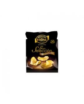 Patatas Gran Selección 35grs VICENTE VIDAL