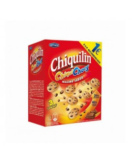 Chiquilín Chiquichocs 105grs PVP 1€