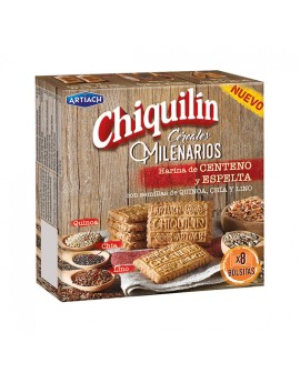 Chiquilín Cereales Milenarios 260grs