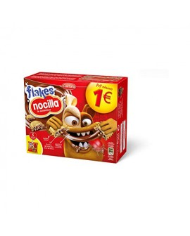 Flakes Nocilla 3x35 grs PVP 1€