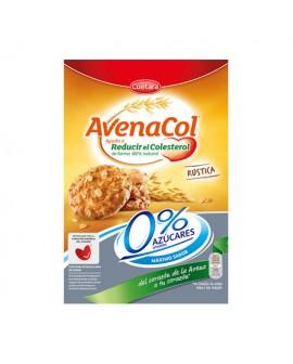 Galletas Avenacol Rústica 0% azúcar 200grs