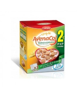 Galletas Avenacol Corazones Avena PVP 2€