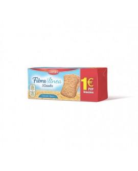 Galletas Fibra Línea 5 cereales 167grs PVP 1€ Cuétara