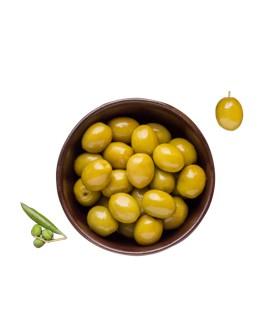 Aceitunas Verdes Campesinas 4,250 ml AMANIDA