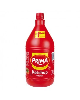Ketchup Prima garrafa 1.800grs