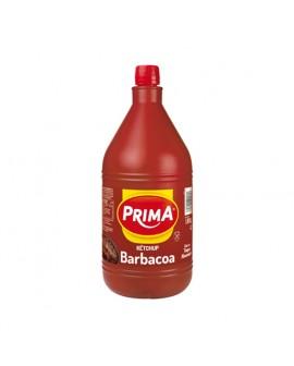 Salsa Barbacoa Prima garrafa 1.800grs