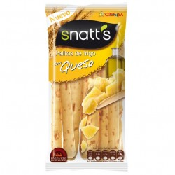 Snatt's Palitos con Queso 56grs