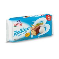 Rollino Latte 6 unidades