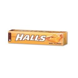 Halls Miel y Limón Sin Azúcar 33,5grs