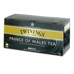 Twinings Prince of Wales Caja 25 sobres