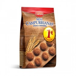 Galletas Mini Campurrianas 300grs