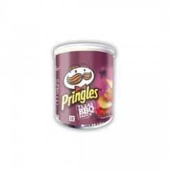 Patatas Pringles Texas Barbacoa 40grs